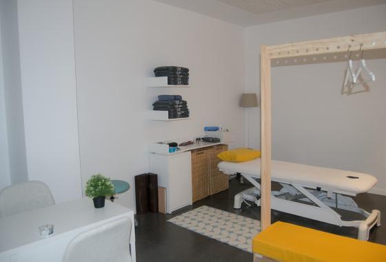 consulta fisioclinics Bilbao